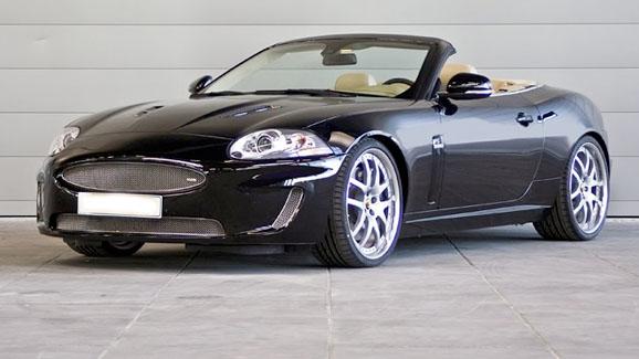 Jaguar XKR Cabriolet 2009